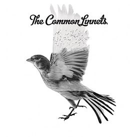 Studioalbumin The Common Linnets kansikuva