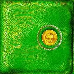 Studioalbumin Billion Dollar Babies kansikuva