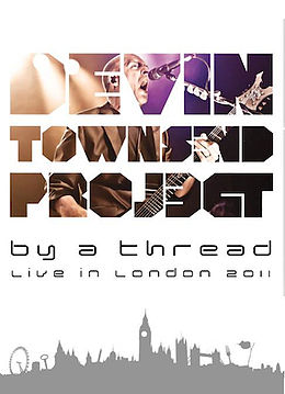 Livealbumin By a Thread – Live in London 2011 kansikuva