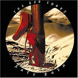 Studioalbumin The Red Shoes kansikuva