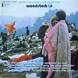 Livealbumin Woodstock: Music from the Original Soundtrack and More kansikuva