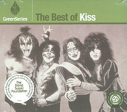 Kokoelmalevyn The Best of Kiss kansikuva