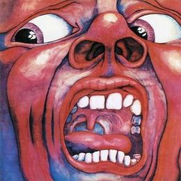 Studioalbumin In the Court of the Crimson King kansikuva