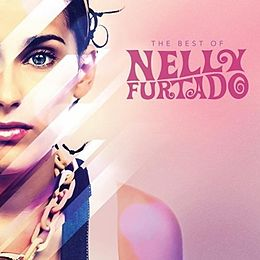 Kokoelmalevyn The Best of Nelly Furtado kansikuva