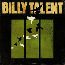 Studioalbumin Billy Talent III kansikuva