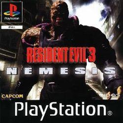 Resident Evil 3: Nemesis – Wikipedia