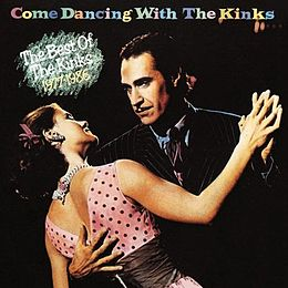 Kokoelmalevyn Come Dancing with The Kinks kansikuva