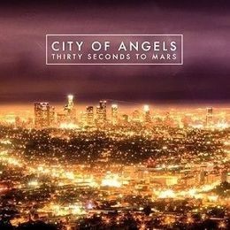 "Singlen ""City of Angels"" kansikuva"