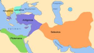 Hellenistinen Kulttuuri