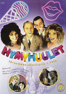 DVD-julkaisun kansikuva.