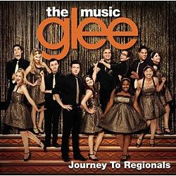 EP-levyn Glee: The Music, Journey to Regionals kansikuva