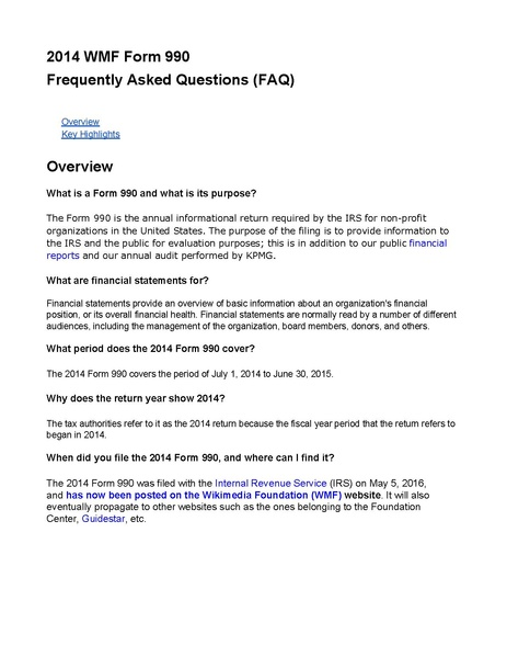 wiki questions and answers