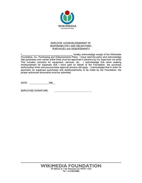 File:WMF Admin Purchasing Authorization Approval Acknowledgement Form.pdf