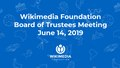 Board of Trustee Meeting Deck for June 14, 2019 - public version .pdf