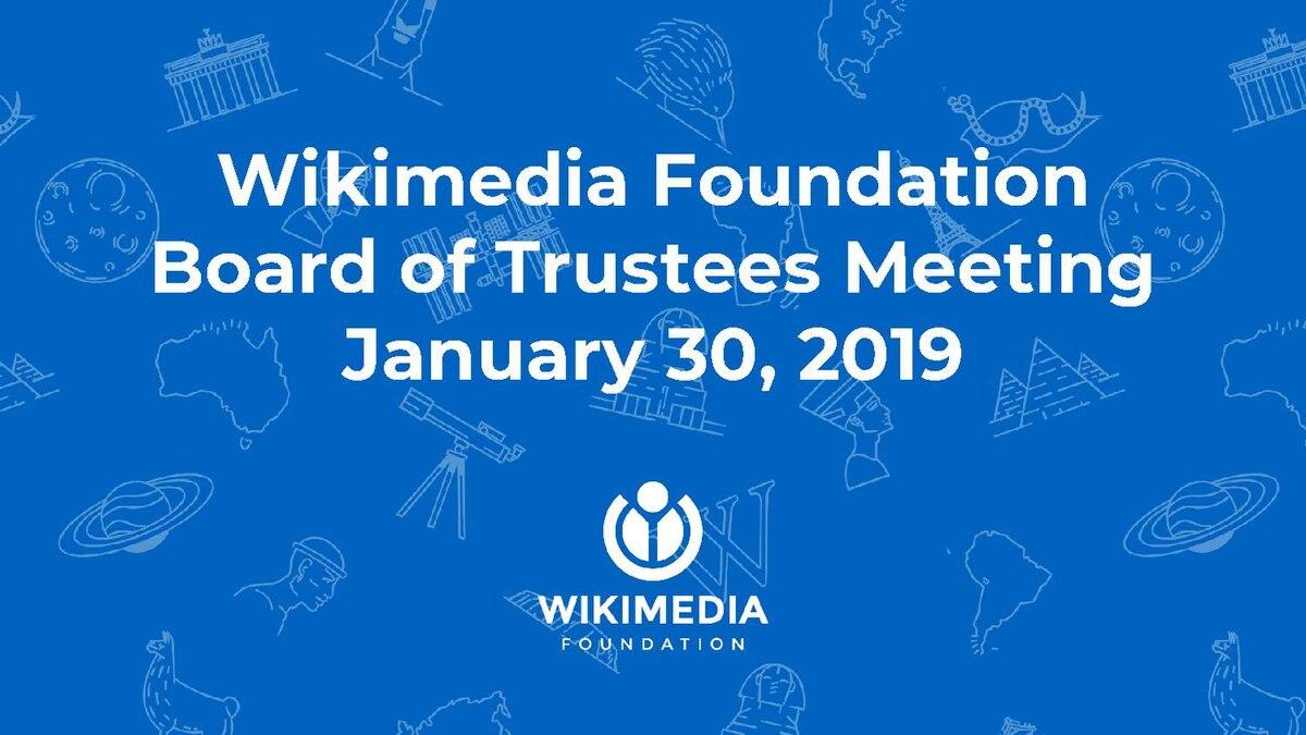 File:January 30 2019 Board Of Trustees Meeting