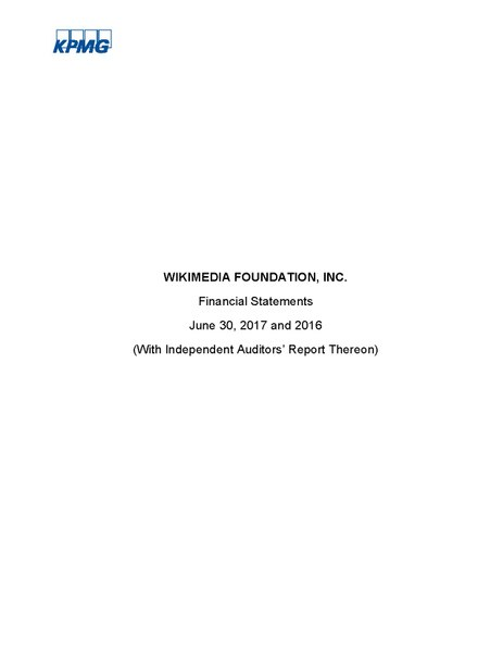 File:Wikimedia Foundation Audit Report - FY16-17.pdf