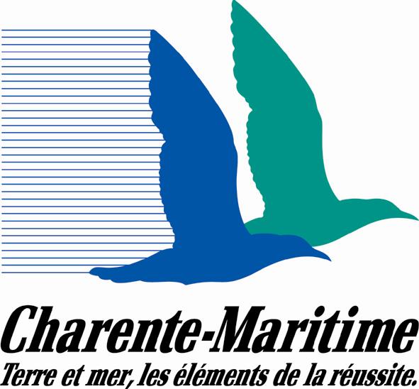 Votre Nationalité et votre unifoliés!!! | Expressions cool de votre région pour se marrer - Page 2 Logo_Charente-Maritime