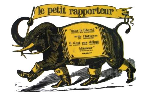 le petit rapporteur � wikip233dia