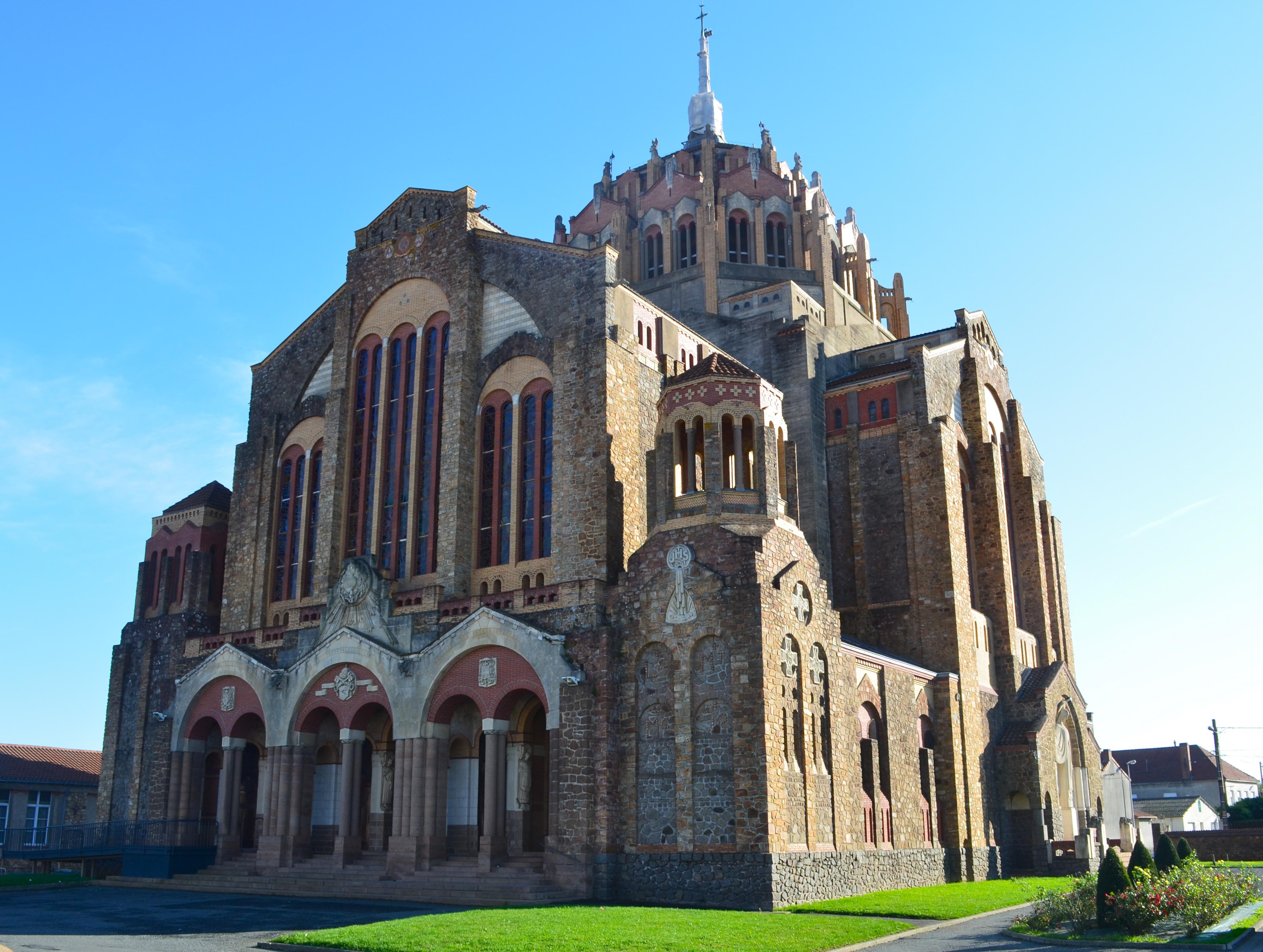 Maitre D Oeuvre Cholet Église du sacré-cœur de cholet — wikipédia