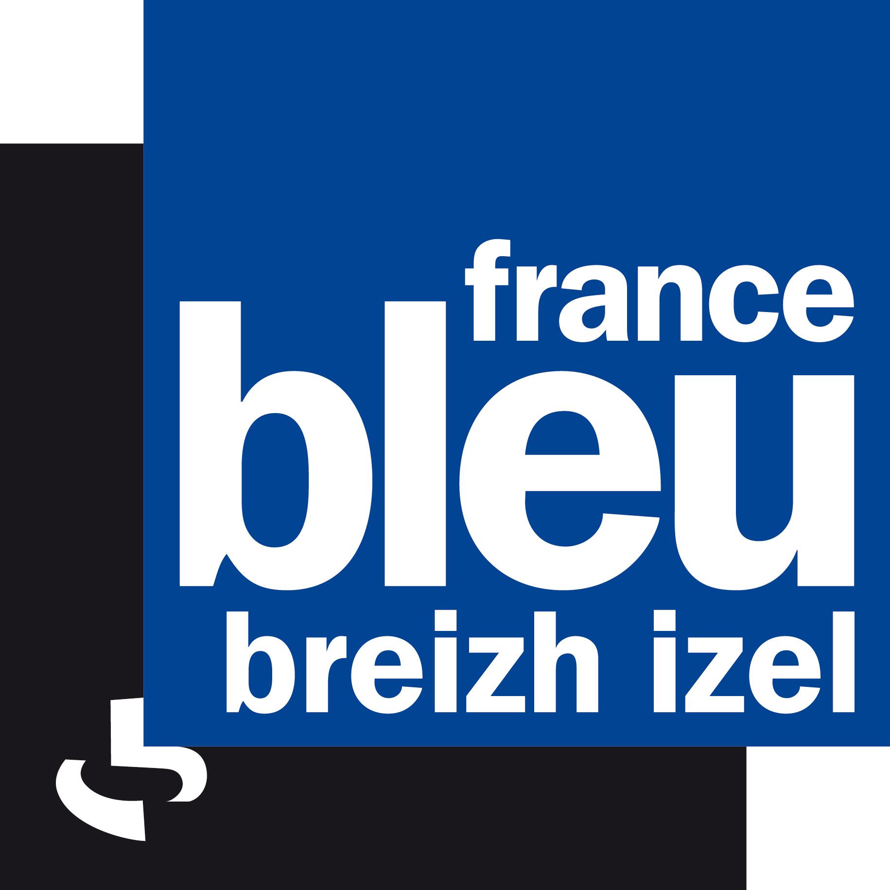 logo France bleu BI