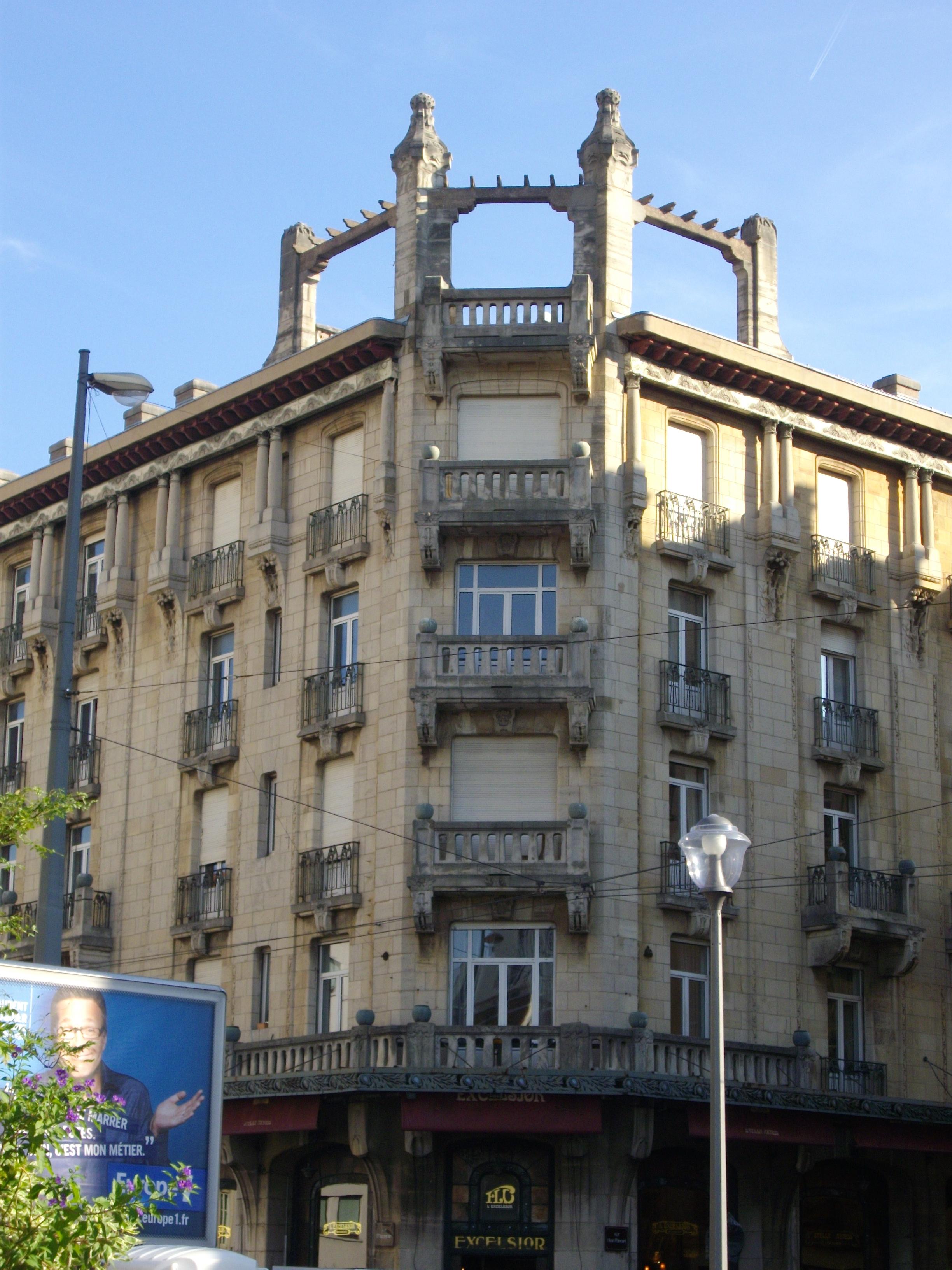 Rue Henri Poincaré Nancy — Wikipédia