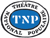 Le logo du TNP, créé par Marcel Jacno, en 1951