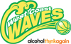Logo du West Coast Waves