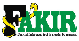 Image illustrative de l'article Fakir (journal)