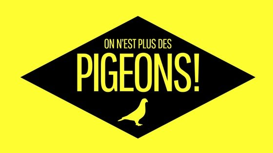 On n 39 est plus des pigeons wikip dia for Miroir magique production