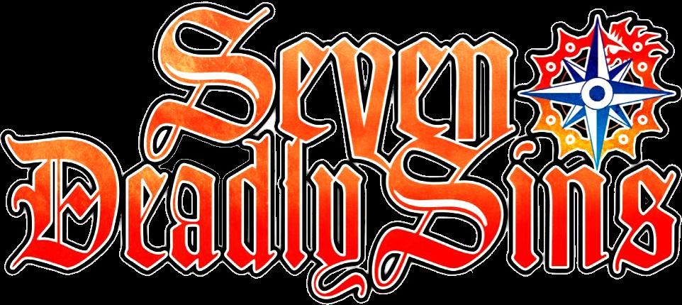 Dessin A Imprimer Seven Deadly Sins