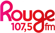 Description de l'image  Rougefm logo107,5.png.