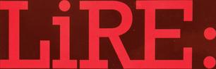 Lire (revue) | Feuillée, Marc. Éditeur scientifique