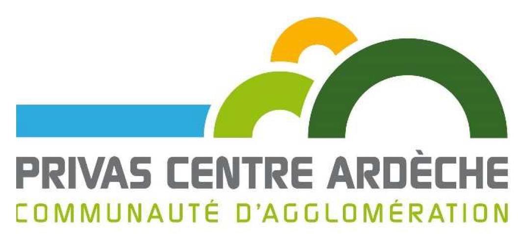Communauté d'agglomération Privas Centre Ardèche — Wikipédia