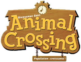 Description de l'image Animal Crossing Logo.PNG.