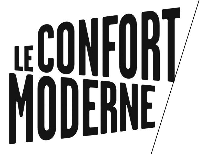 Moderne Le confort moderne wikipédia