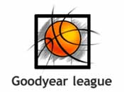 Le logo de la Goodyear League.