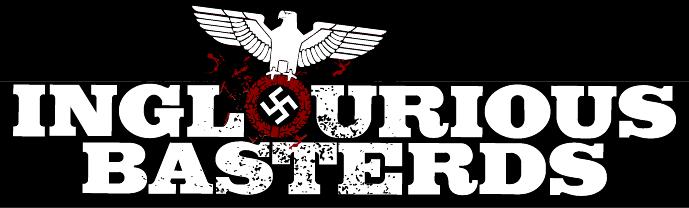 trouver le film Inglourious_Basterds_-_Logo