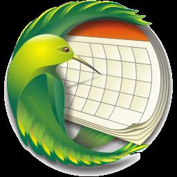 Sunbird mascot