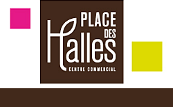 centre commercial place des halles wikip dia. Black Bedroom Furniture Sets. Home Design Ideas