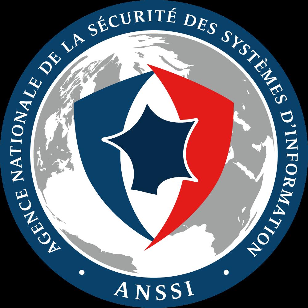 Logo ANSSI - Agence Nationale dela Sécurité des Systèmes d'Information