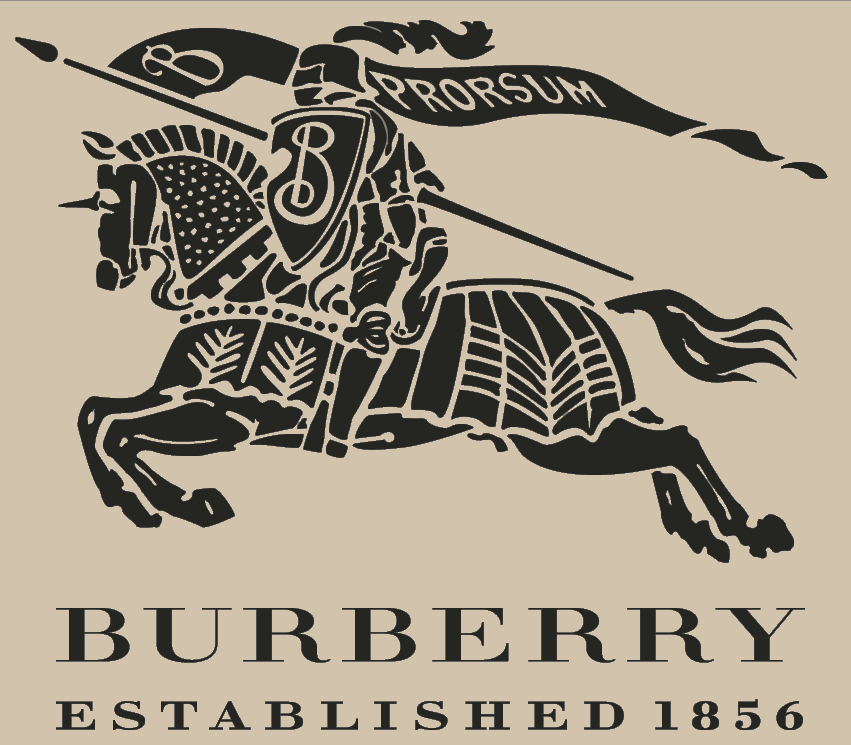 Burberry wikip dia for Branded t shirt company names