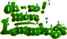 Oh No! More Lemmings Logo.png