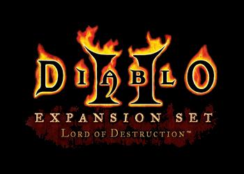 Le top 5 de vos jeux vidéos cultes... par ici! Diablo_II_Lord_of_Destruction_Logo