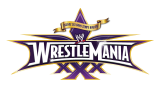 WWE - Commentaires. - Page 4 WrestleMania_XXX_-_Logo