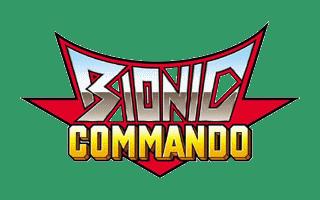 Si je dis CAPCOM ! Vous pensez à quoi en premier ? - Page 2 Bionic_Commando_Logo