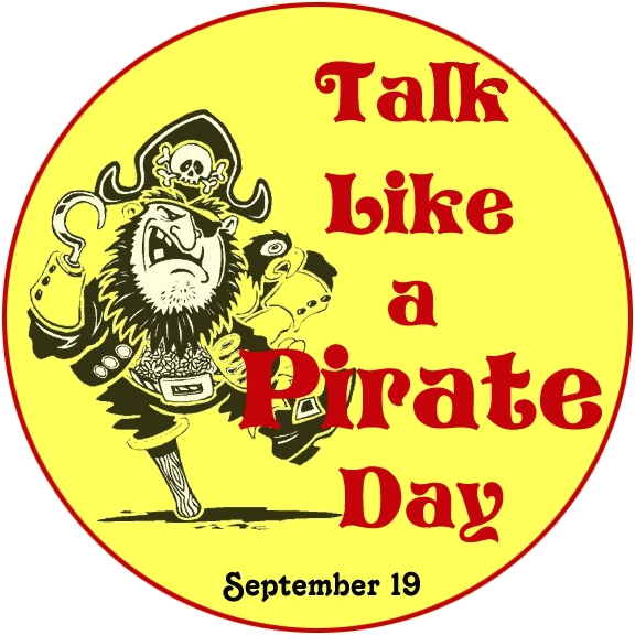 International Talk Like a Pirate Day — Wikipédia