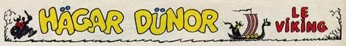 Hägar Dünor : HAGAR LE VIKING 1976 Hagar-dunor-journal-mickey