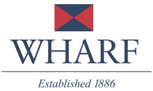 logo de The Wharf (Holdings) Limited  九龍倉集團有限公司