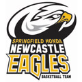 Logo du Newcastle Eagles