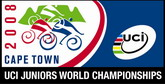 Description de l'image Logo championnat du monde de cyclisme junior 2008.jpg.